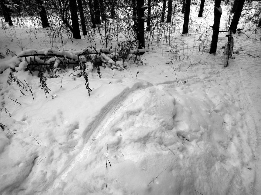 Totally Unofficial Snow Biking 2014/15 Thread-guelph_lake-snow_biking-112114-06.jpg