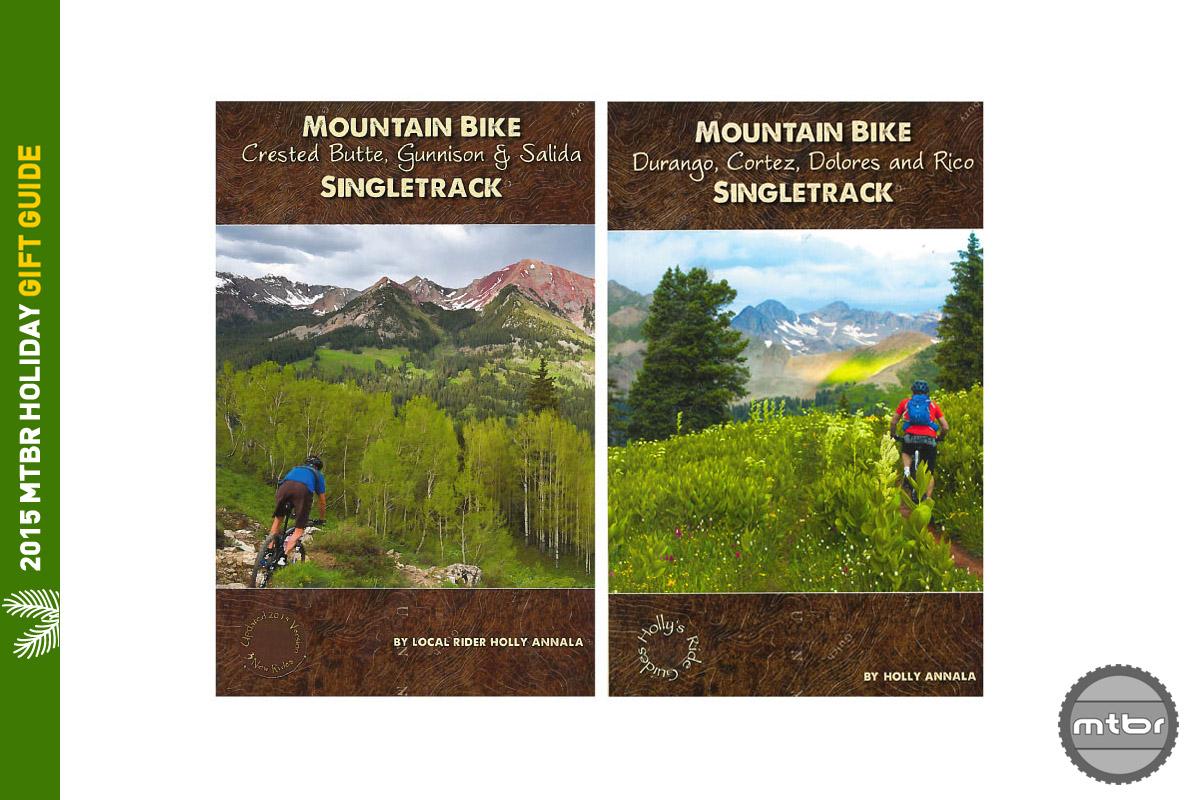 Colorado MTB Guide Books