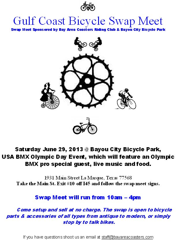 Texas Gulf Coast Bicycle Swap Meet @ Bayou City Bicycle Park (South of Houston)-gulf_coast_bicycle_swap_0629_flyer.jpg