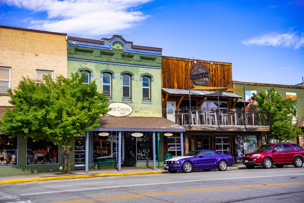 Gunnison has plenty of great food and drink options. Photo by Dave Kozlowski