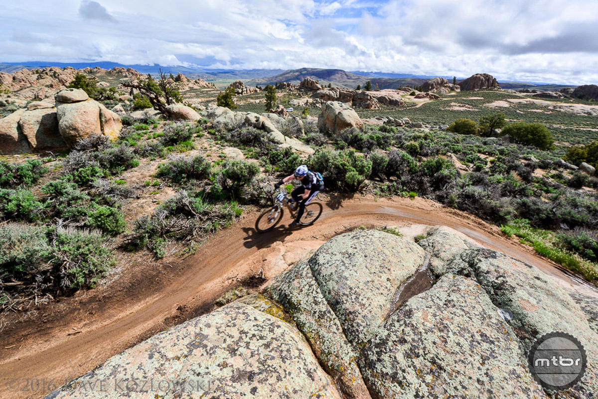 Gunnison's Hartman Rocks, brought to you by a whole lot of local sweat equity. Photo courtesy Dave Kozlowski