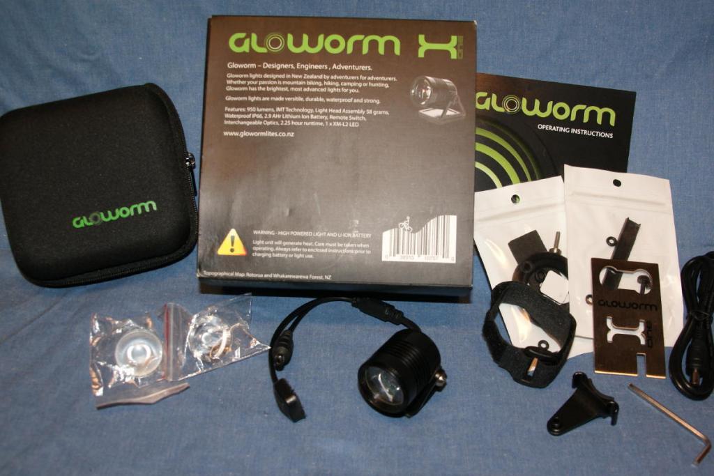 FS: Gloworm X1 Bike Light - Light Head - 950 Lumens-gw1.jpg