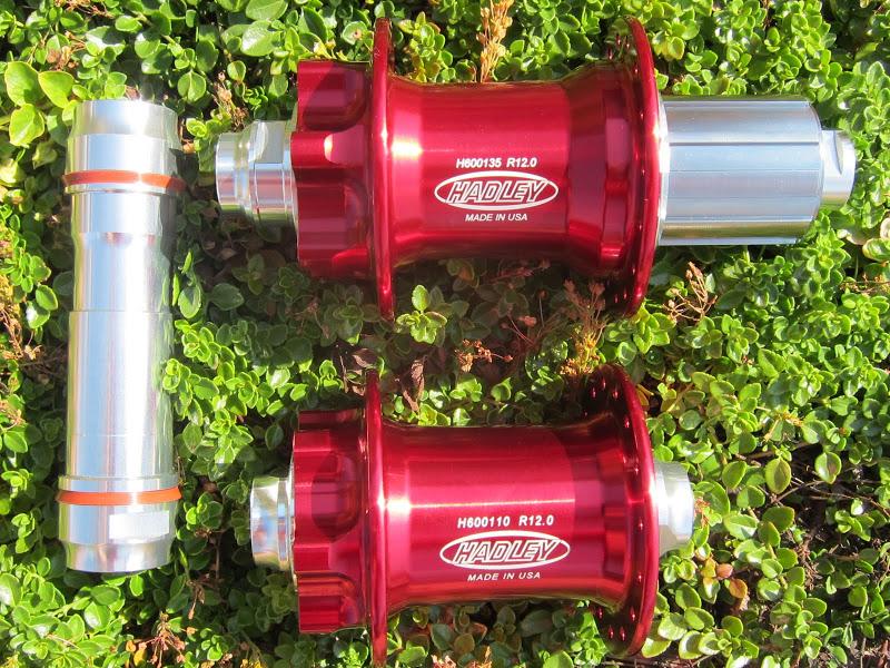 Pacenti DL31 Rim And Hadley Hub Wheelset