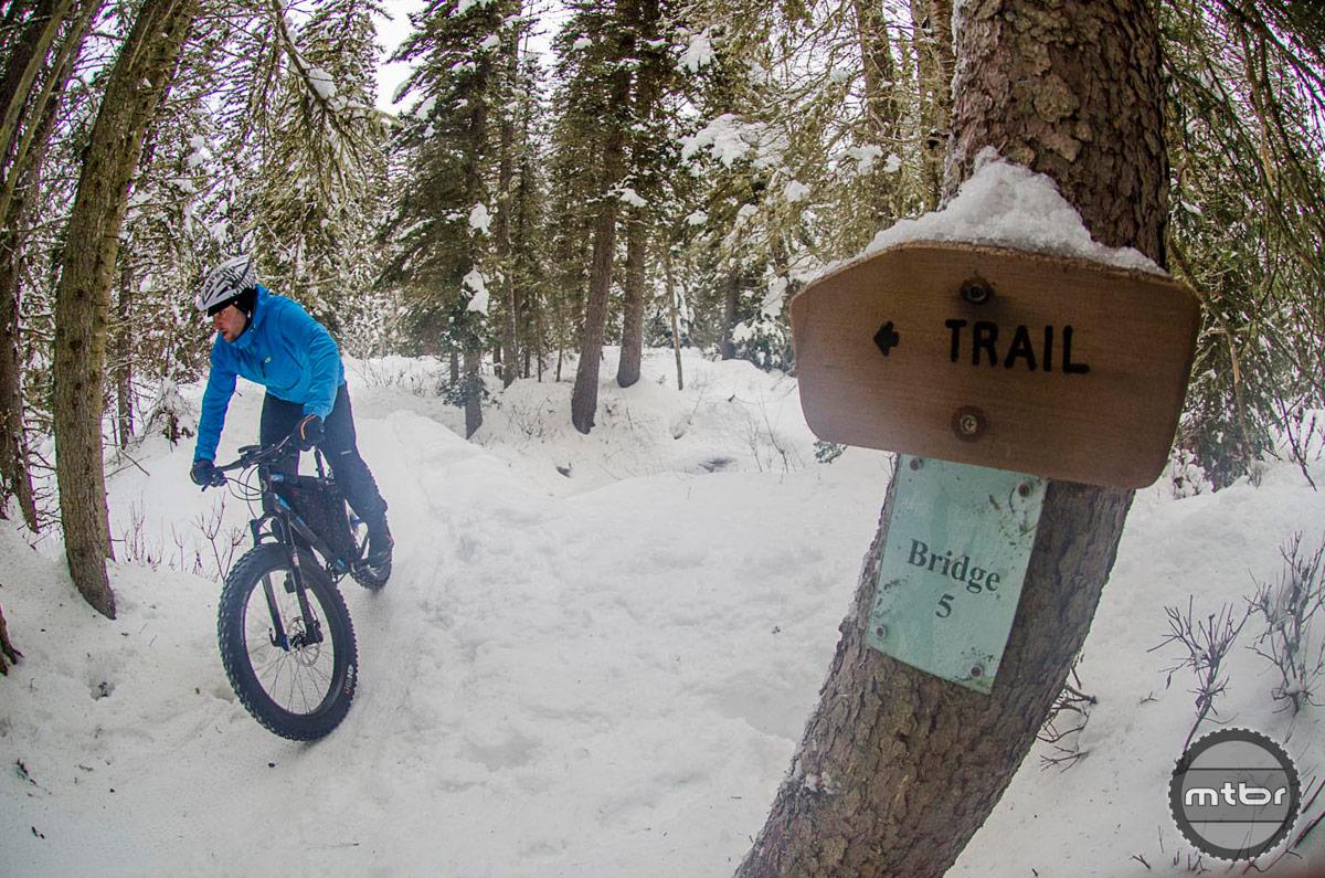 Hagen Trail Singletrack