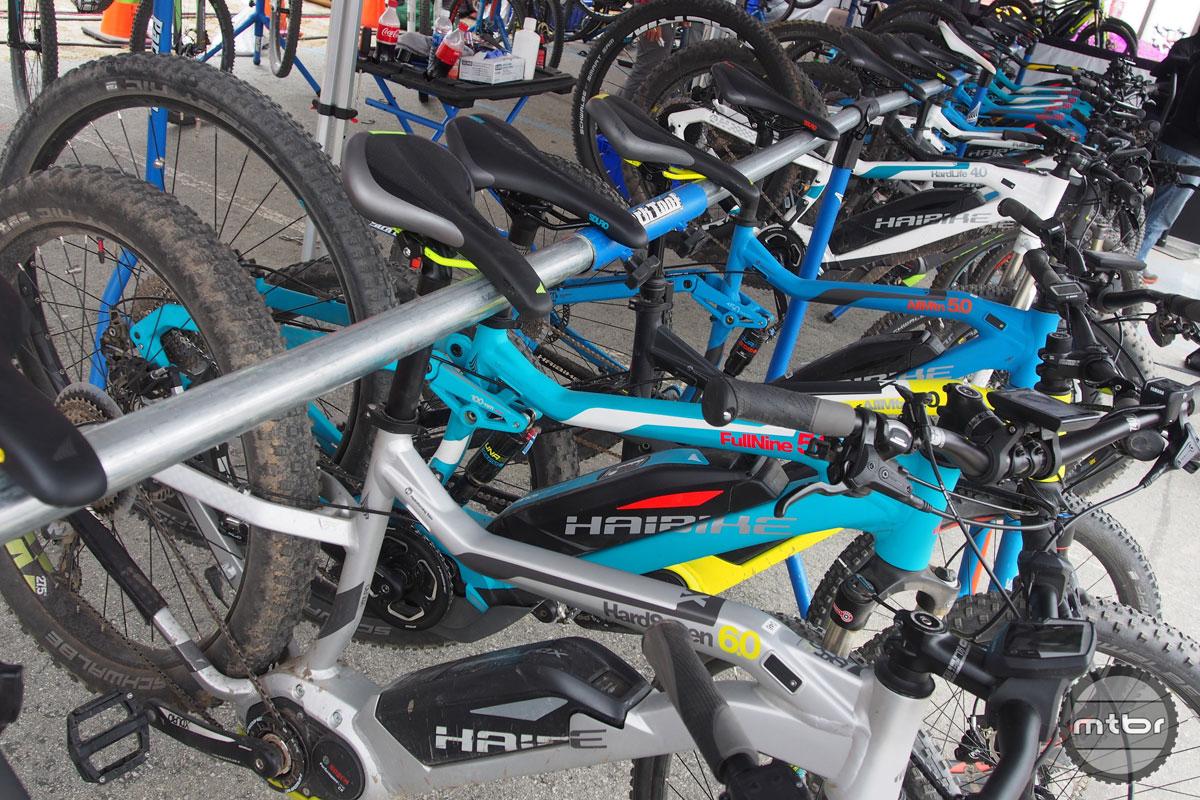 Haibike Talks E-Bikes