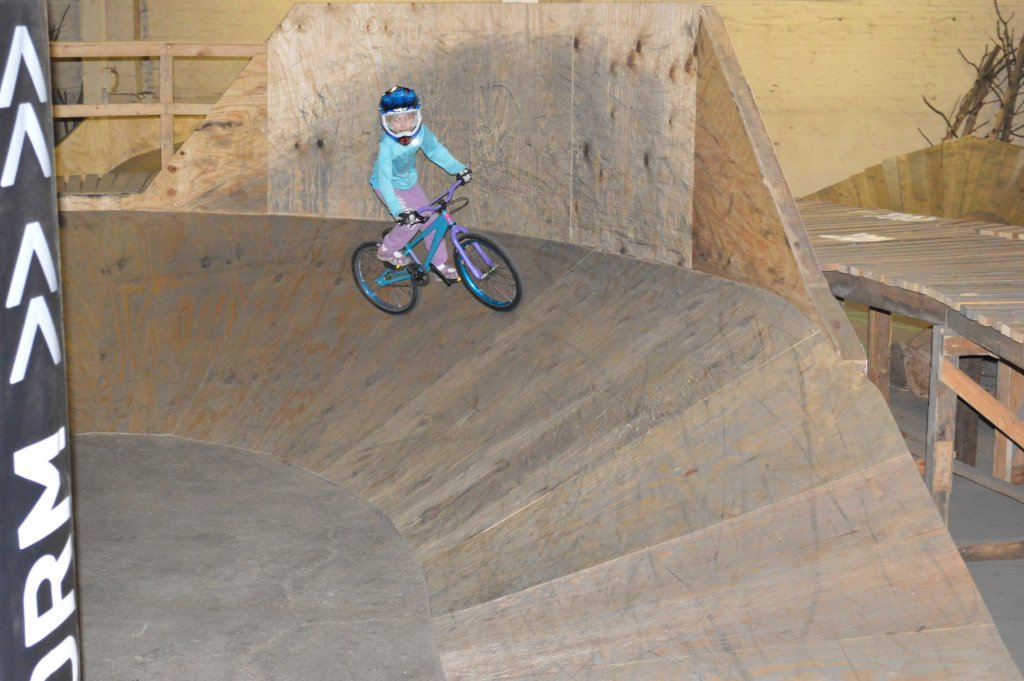Kid's Mountain or Road Bike Ride Picture Thread-hannah-wall-ride.jpg