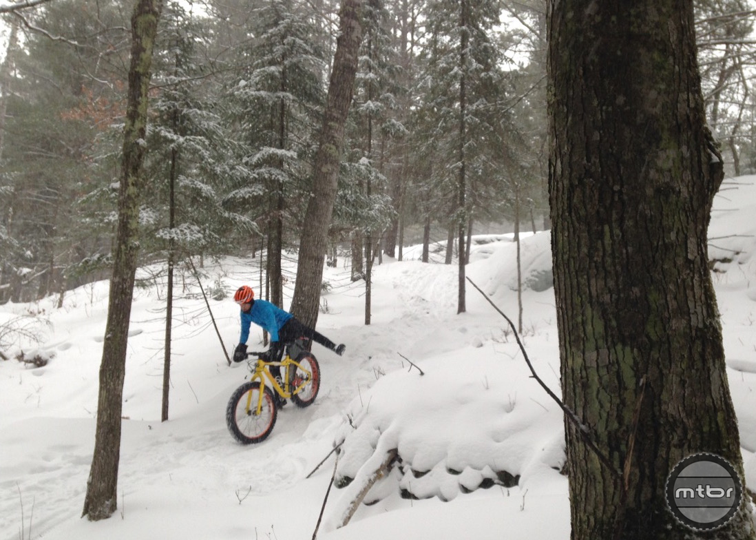 Harlow Lake Fat Bike
