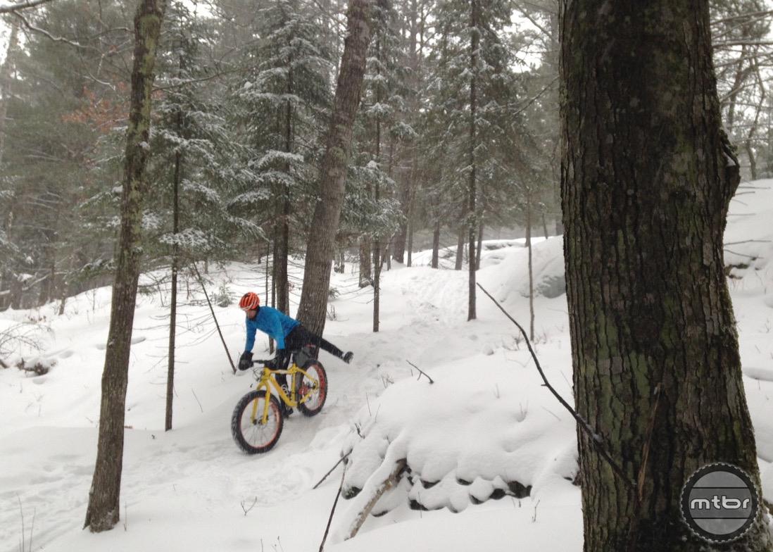 Harlow Lake Fat Bike
