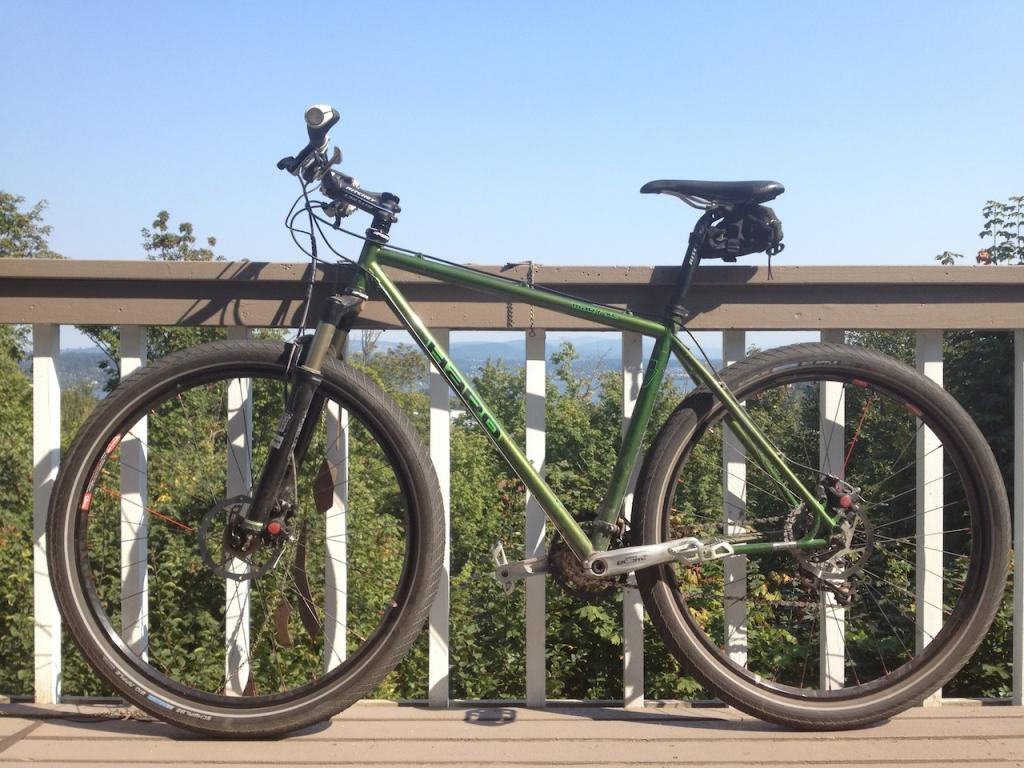 Schwalbe Big Ben 26 X 2.15 Tire Bike