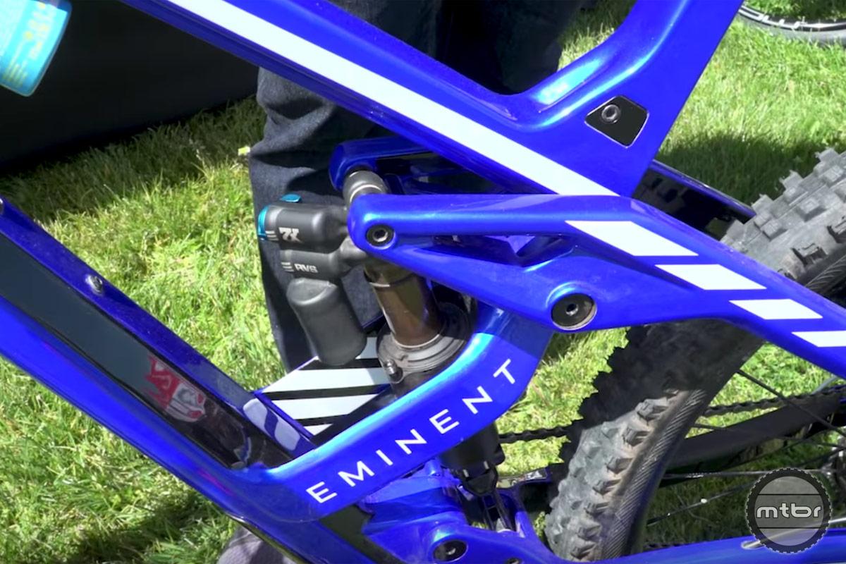 Eminent Bikes Haste