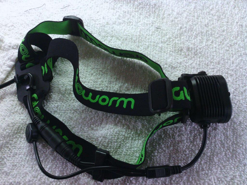 Introducing Gloworm X2 - New Dual XM-L LED light system-headstrap8.jpg