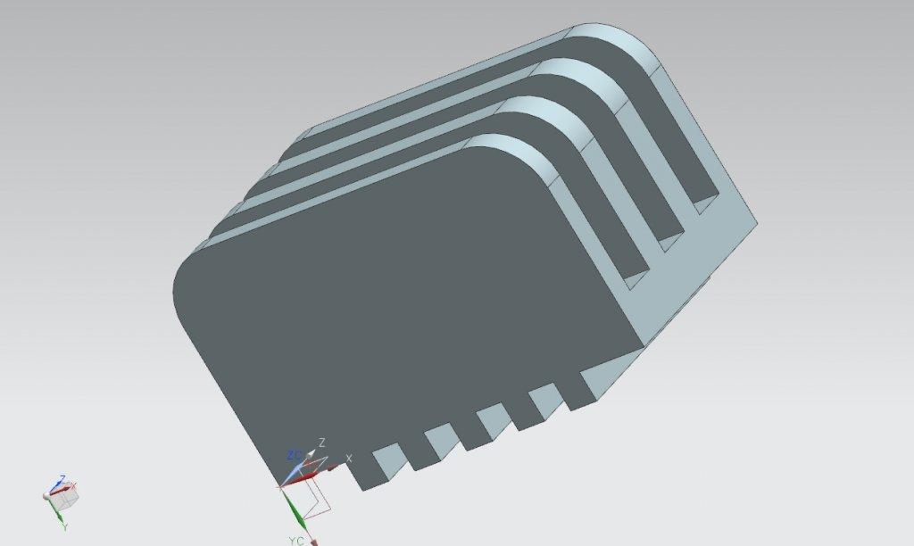 GoPro light adapter with fins for additional heatsinking-heatsink.jpg