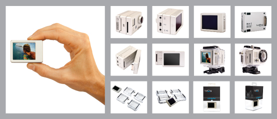 LCD BacPac image block