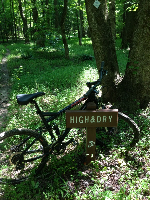 Bike + trail marker pics-highanddry.jpg