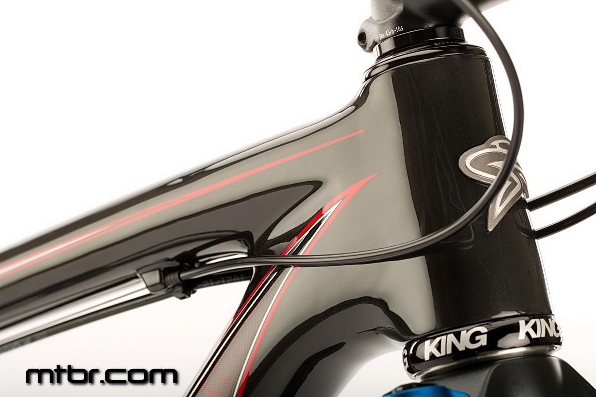 Santa Cruz Highball tapered head tube