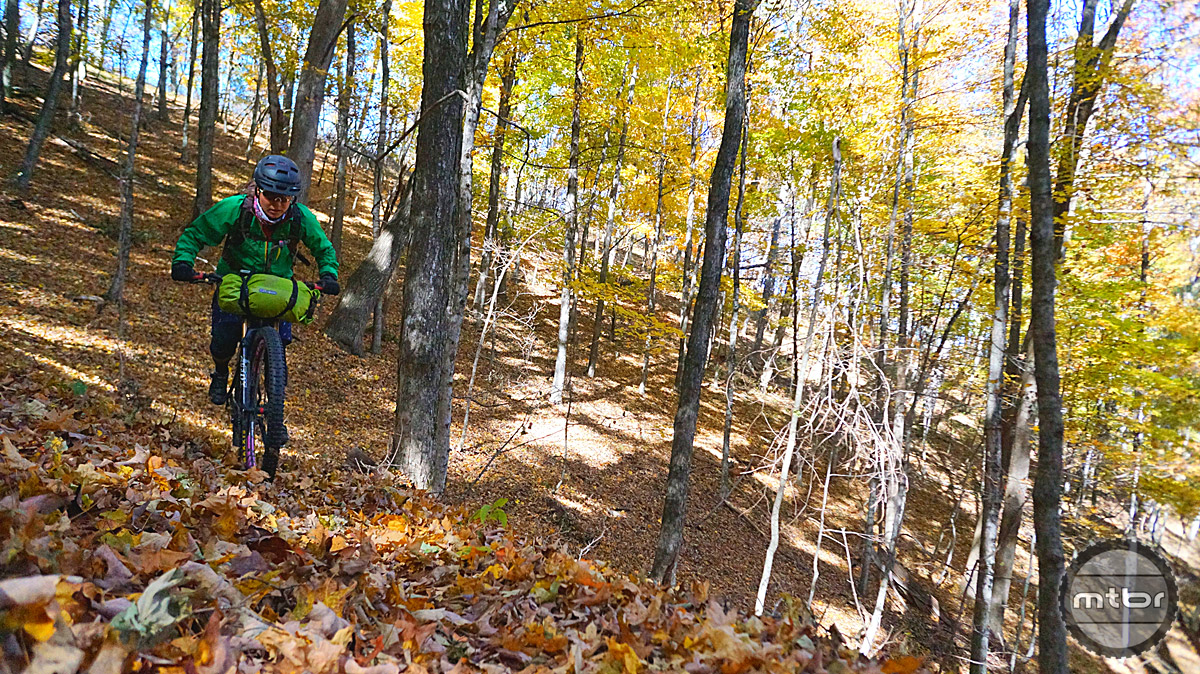 Like to spend multiple days pedaling your bike through unfamiliar trails? The Shenandoah's are the perfect place for a memorable bikepacking trip.