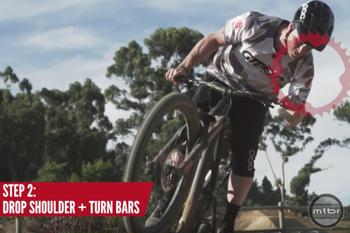 How to ride hip jumps on your mountain bike
