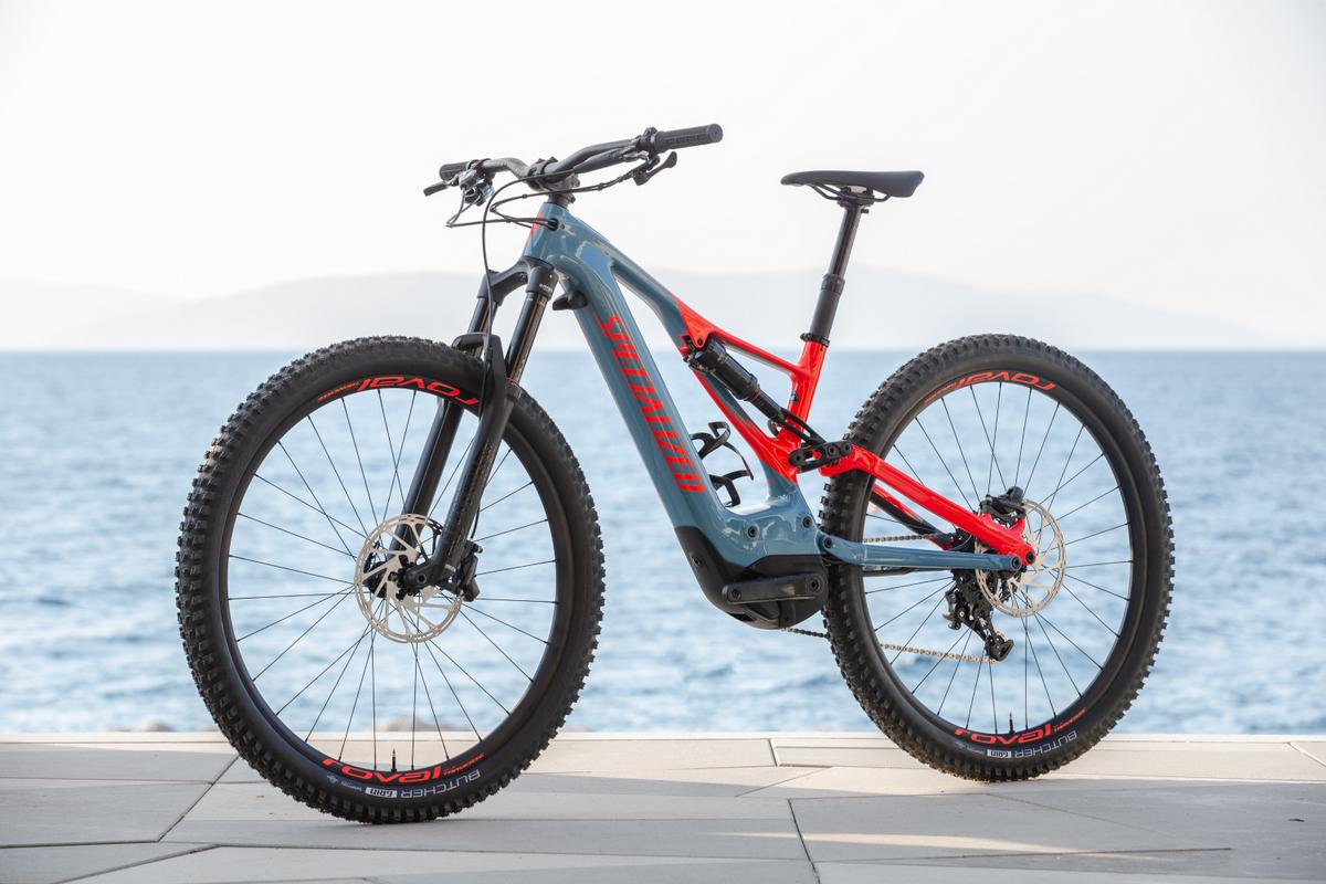 3a0b3ee5e4f 2019 Specialized Turbo Levo e-bike first ride review- Mtbr.com