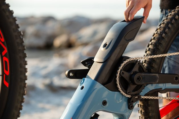 Don't get your ebike battery internals wet or expose it to extreme temperatures.