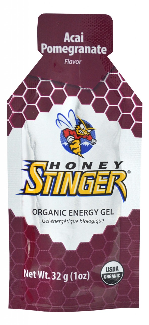 Honey Stinger Gels Acai Pomagranate