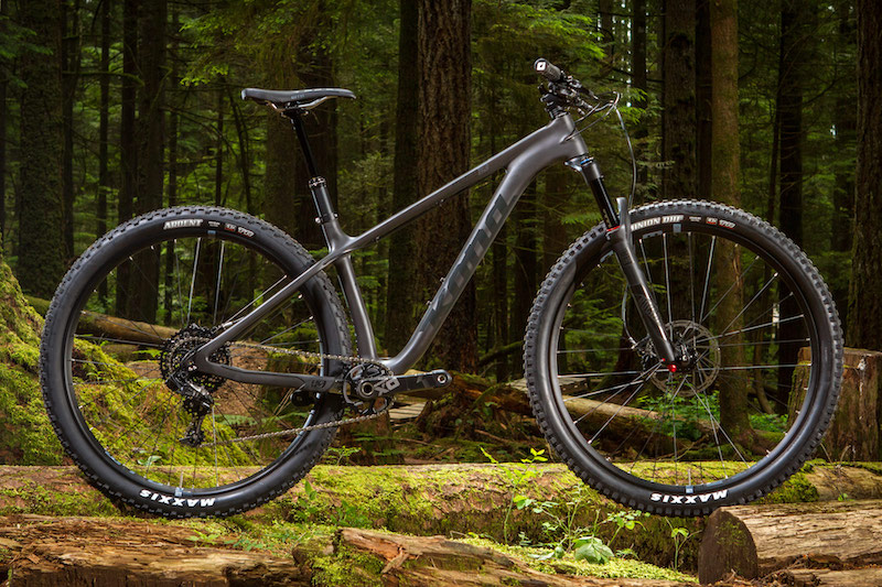 The CR Trail DL offers Kona's premium build kit. It features a Pike fork and X01 components.