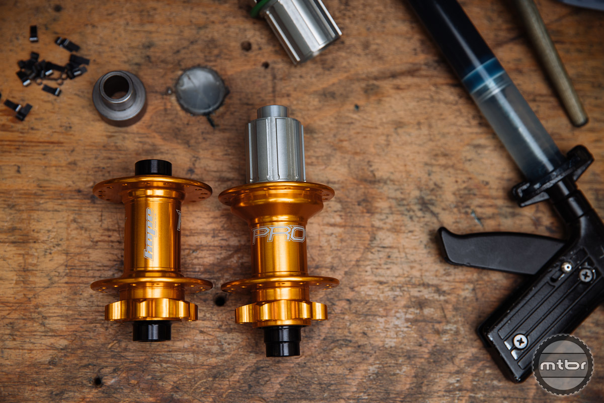 First Look Hope Launches Revamped Pro 4 Hubs Mountain