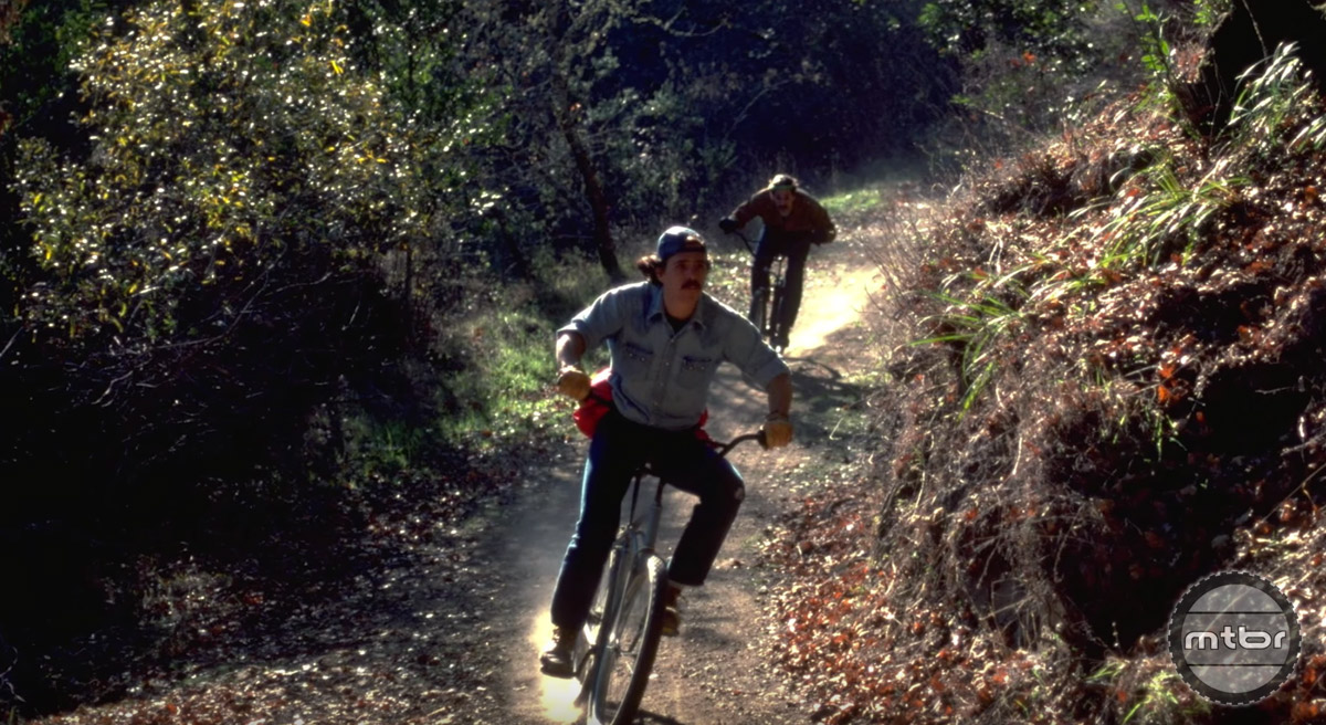 How The Mountain Bike Evolved
