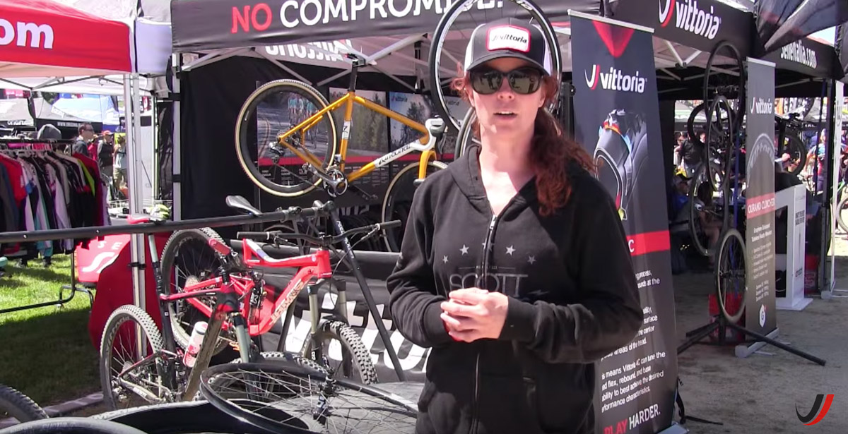 Pro enduro, cross-country and cyclocross racer Teal Stetson-Lee goes through one of the most important skills all mountain bikers must possess.