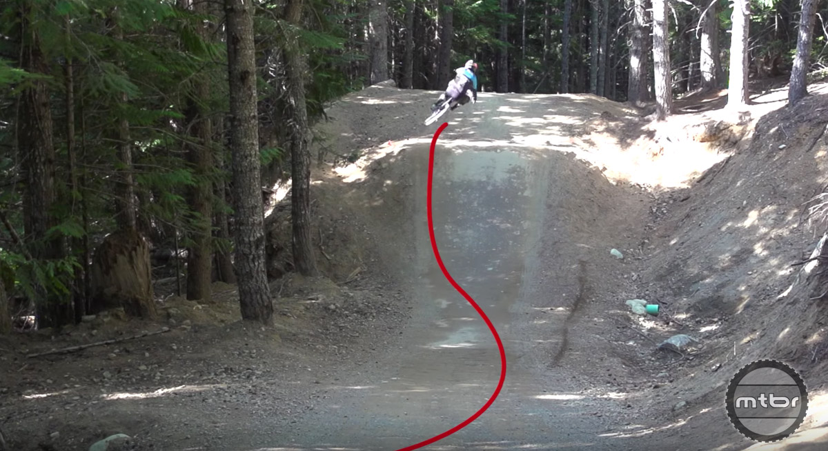 Scrubbing jumps isn't just for supercross racers.