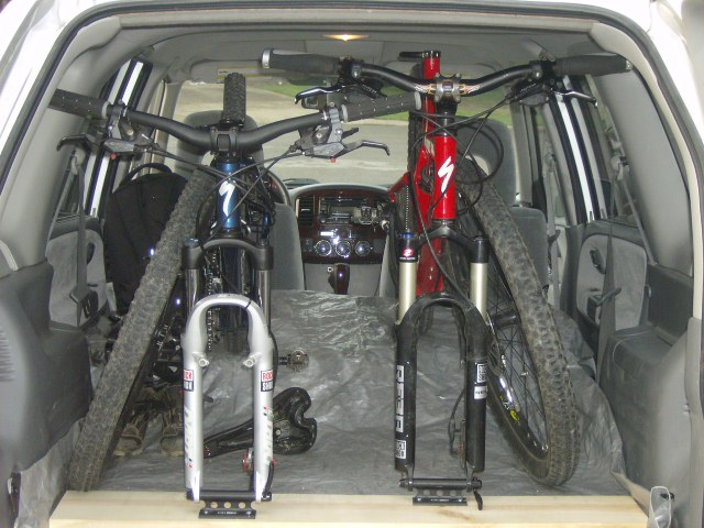 Does Your Mountain Bike Fit Travel Quot In Quot Your Car