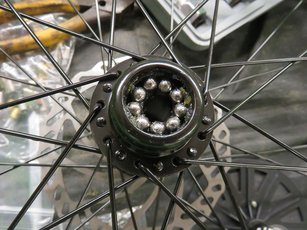 Iron Horse Porter VS.  Mongoose Dolomite - (they are not the same bike after all)-hub.jpg