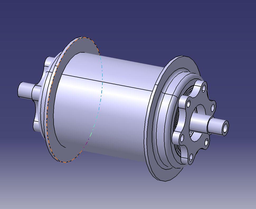 designing a 3 speed mountain biking hub-hub.jpg