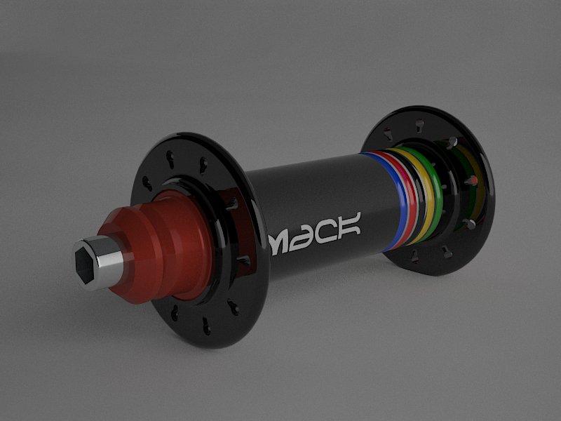 3D bicycle and frame design-hub1.jpg