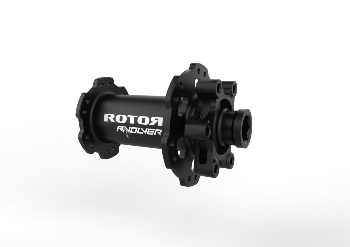 Rotor RVOLVER Hub Technology