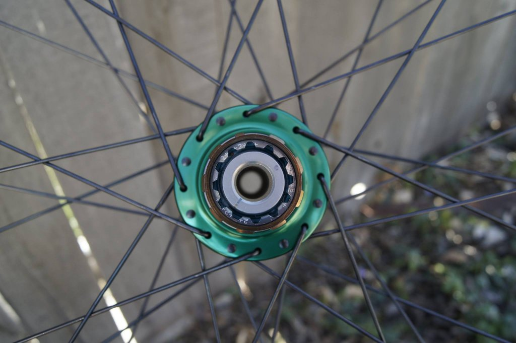 Lets see some blinged out wheelsets..I9,CK,Hope..anything goes!-hubsessed-cycle-works-chris-king-green-star.jpg