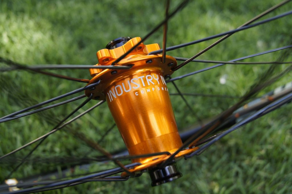 Lets see some blinged out wheelsets..I9,CK,Hope..anything goes!-hubsessed-cycle-works-industry-9-orange-front.jpg