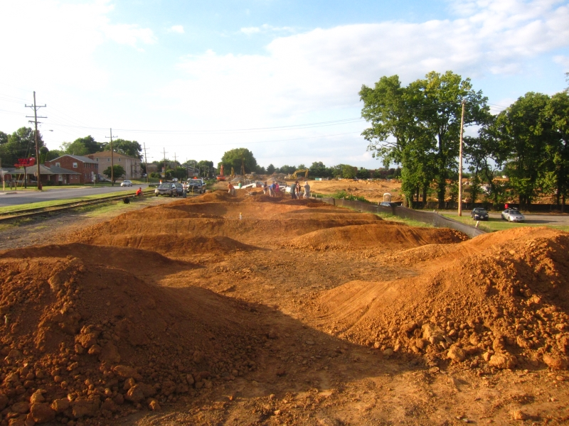 Frederick, MD pump track - Digging is getting ready to start-huge.jpg