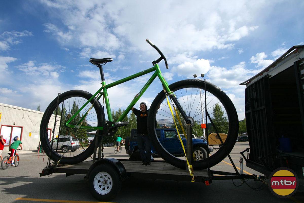 Huge Bike