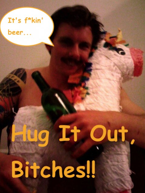 Is there anything that isn't IPA or a gimmick out there?-hugitout.jpg