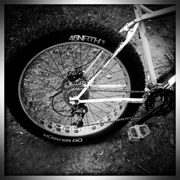 Hold on! 45North Fat Tire?!!-husker-du-mounted.jpg
