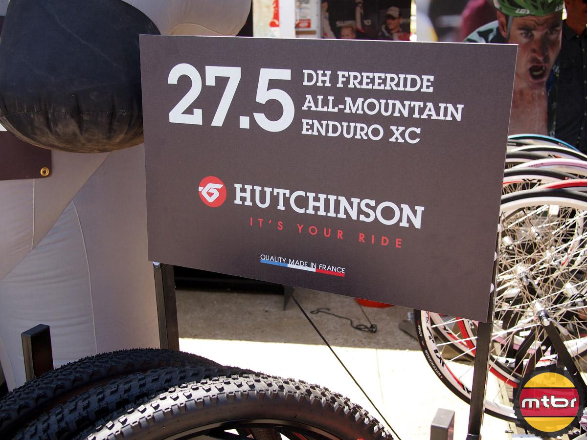 Hutchinson 27.5 tires