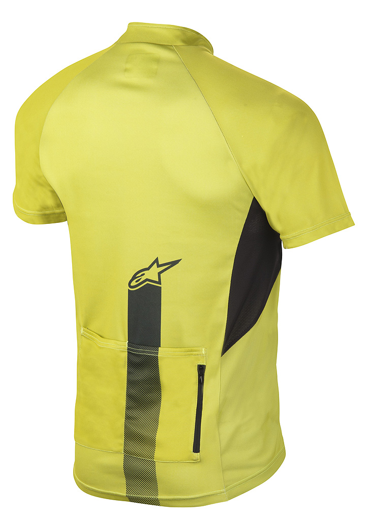 hyperlight jersey lime back