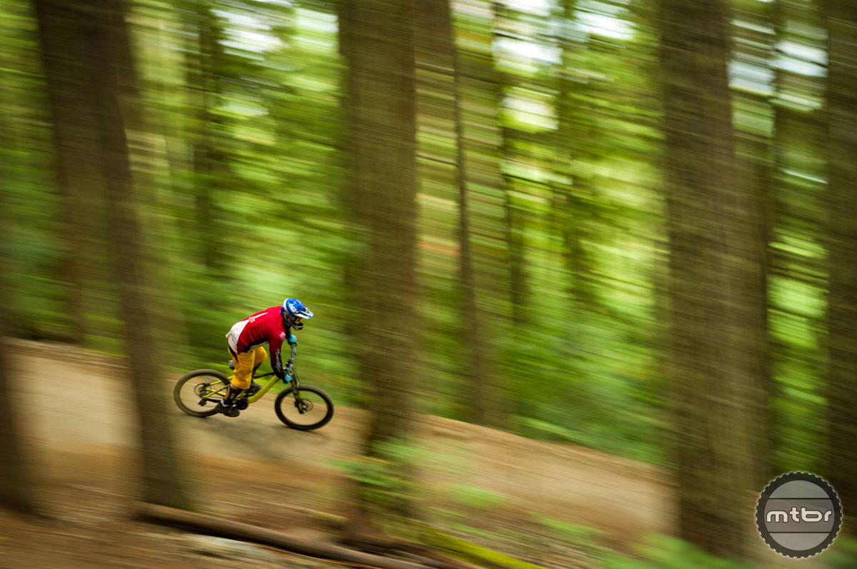 The bike park remains the No. 1 summertime draw — and for good reason. Photo courtesy Tourism Whistler/Mike Crane