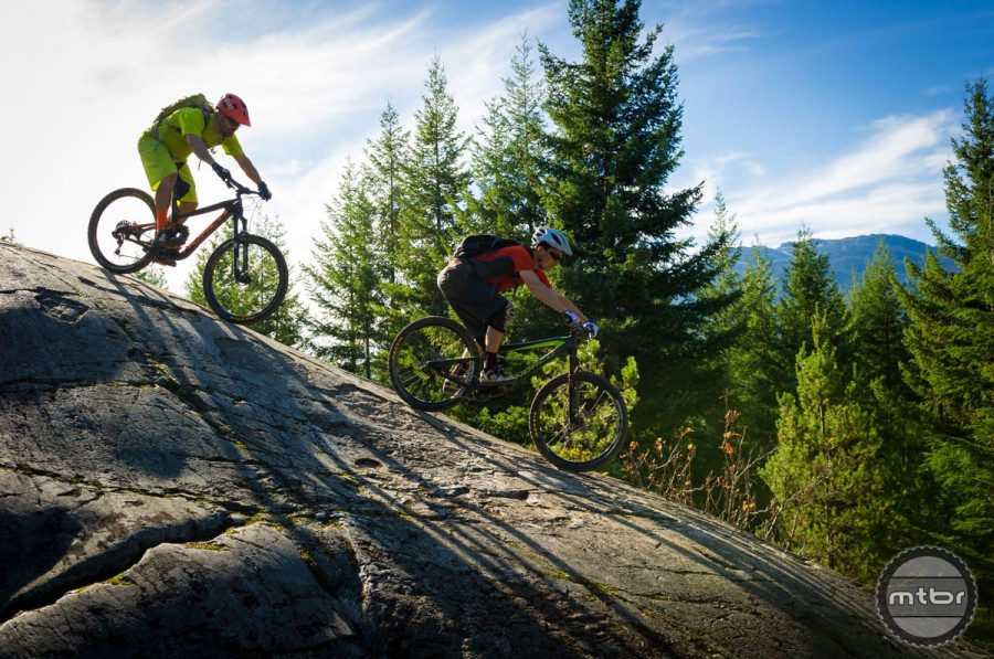 The area's massive XC trail network has a little something for everyone. Photo courtesy Tourism Whistler/Mike Crane