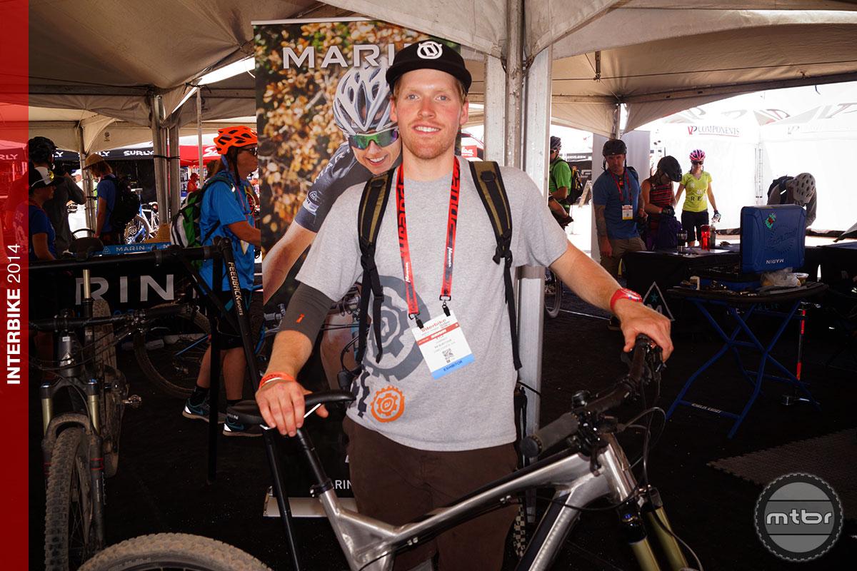Kyle Warner - Marin
