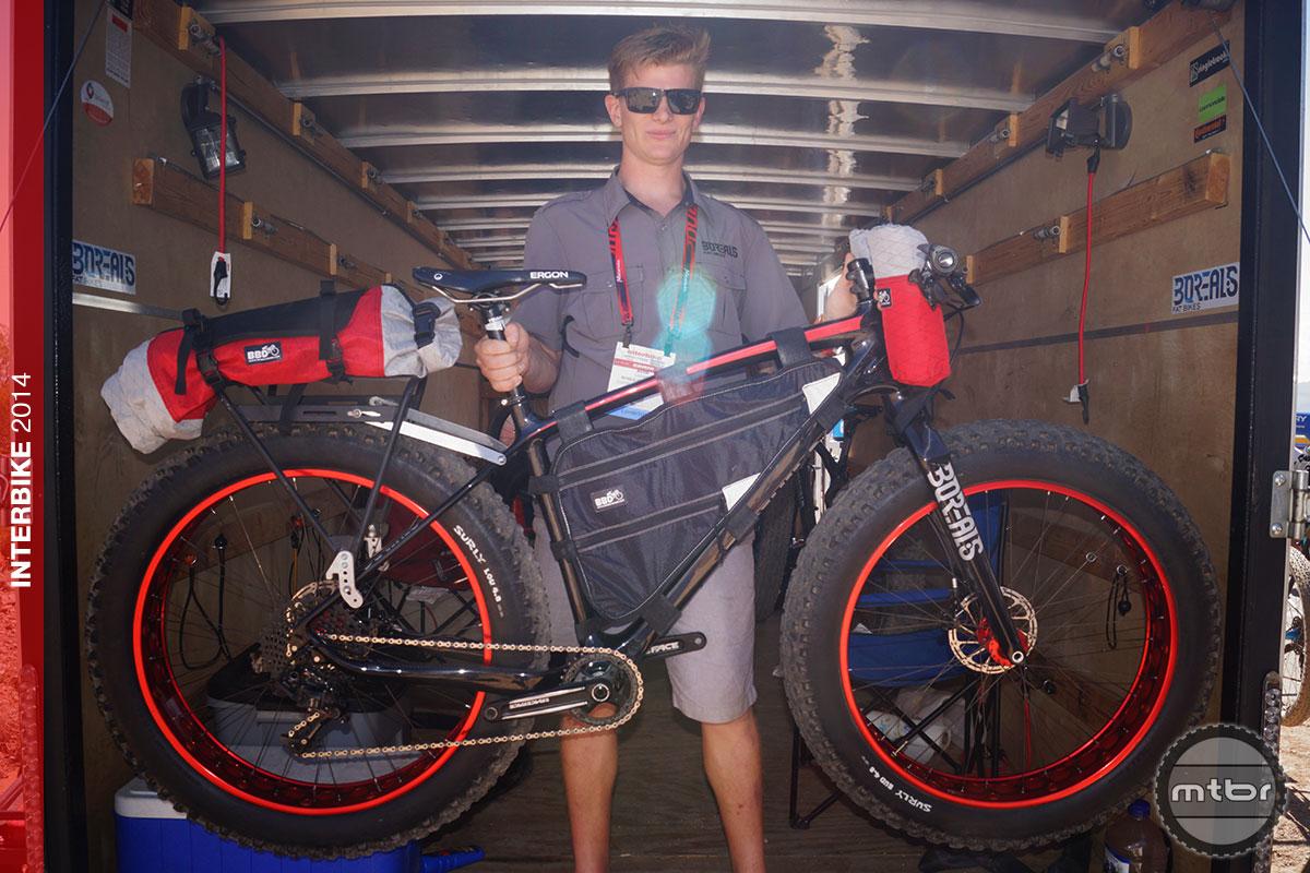 Interbike Turnagain Bike