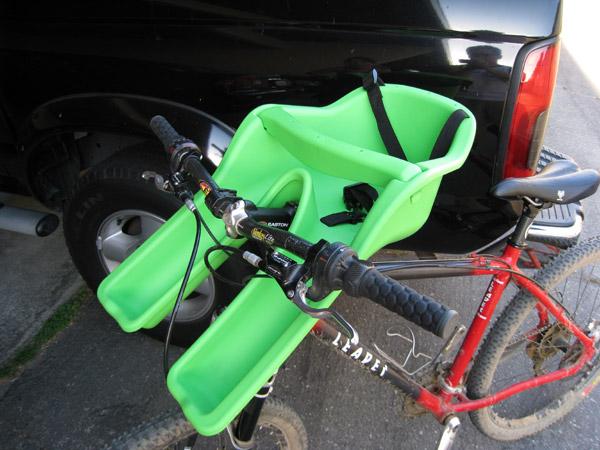 iBert Safe T Seat