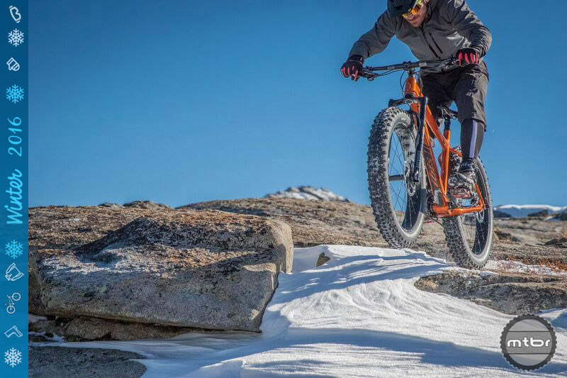Really hate riding the trainer? You can always try rollers. Fat bikes are also fun if the weather permits. Photo by James Adamson - dropmedia.tv