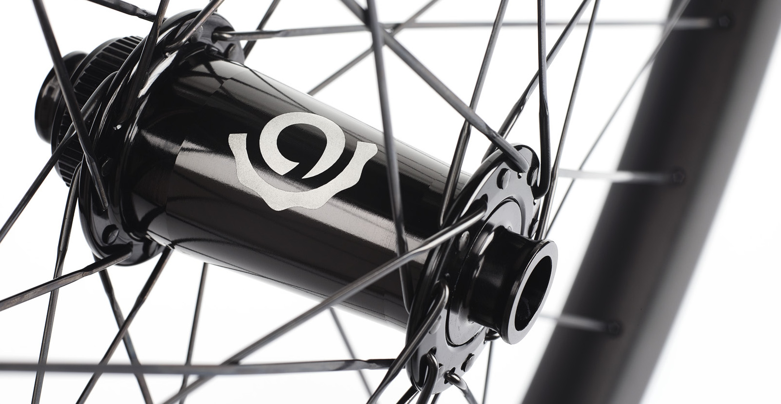 The carbon wheels now come with made-in-USA Industry Nine Torch Hubs that feature a 60-tooth ratchet with 6 out of phase pawls.