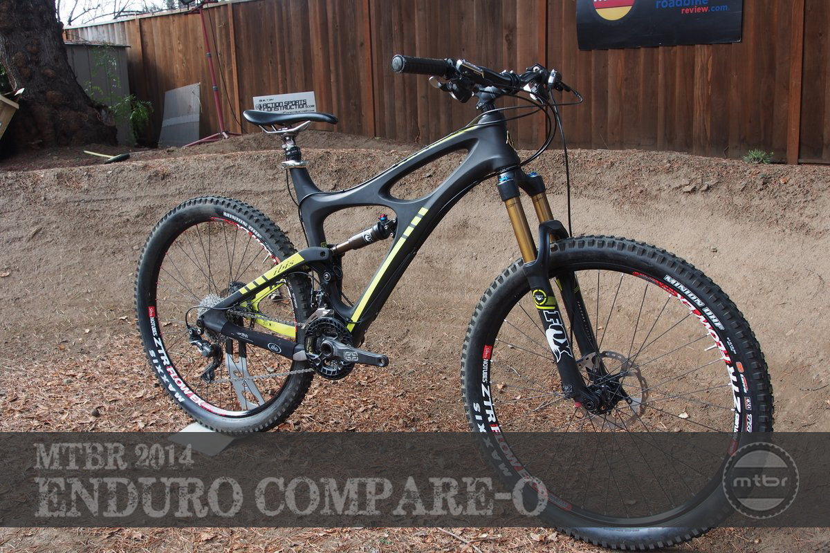 Ibis Mojo HDR 650 First Look Cover